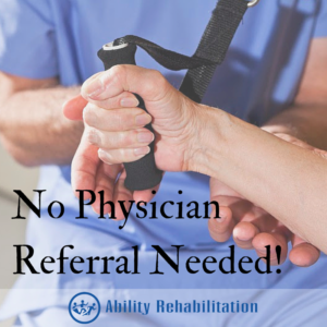 Ability Rehabilitation Referral