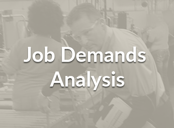 Job Demand Analysis
