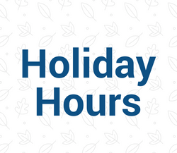 Ability Holiday Hours featured